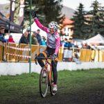 Krupina Majstrovstva Slovenska v cyklokrose Janka Stevkova