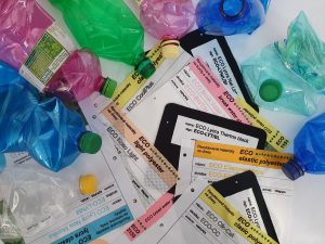 nové ekolologické recyklované materiály