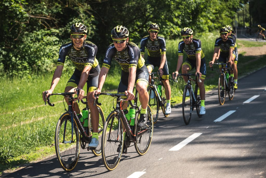 Dukla Banská Bystrica cycling team